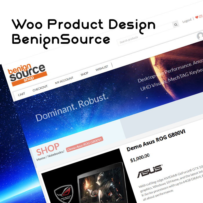 Woo Product Design BenignSource